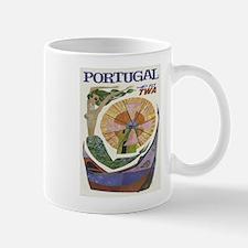 Vintage poster - Portugal Mugs