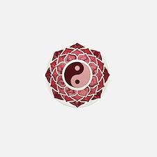 L-YY-Red Mini Button