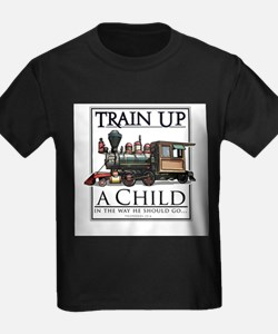 Funny Railroad train T