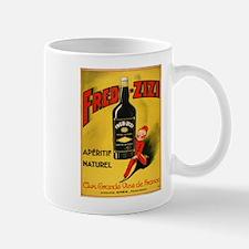 Vintage poster - Fred-Zizi Aperitif Mugs