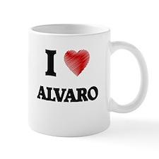 I love Alvaro Mugs