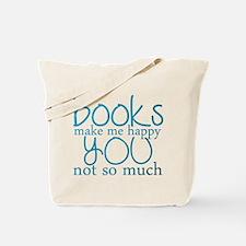 Cute Book of me Tote Bag