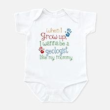 Geologist Like Mommy Infant Bodysuit