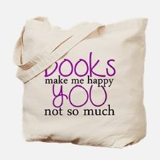 Cool Reading Tote Bag