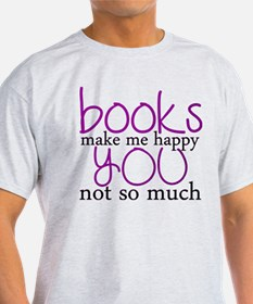 Funny Book of me T-Shirt