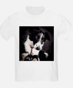 Border Collie Beg T-Shirt