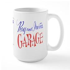 Ray & Irwin's Garage Mug