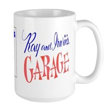 Ray & Irwin's Garage Mug