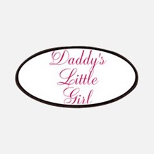 Daddys Little Girl in Pink Patch