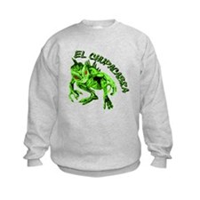 New Chupacabra Design 15 Sweatshirt