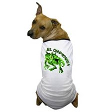New Chupacabra Design 15 Dog T-Shirt