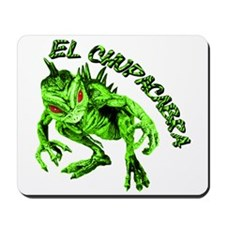 New Chupacabra Design 15 Mousepad