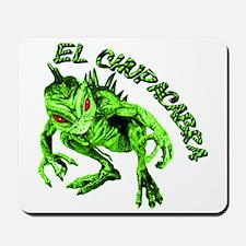 New Chupacabra Design 15 Mousepad