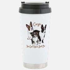 Funny Welsh corgi Travel Mug