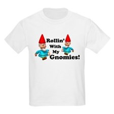 Rolling with my gnomies Baby Pop Culture T-Shirt