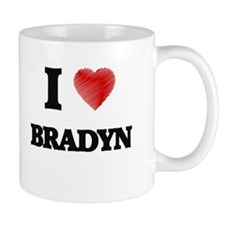 I love Bradyn Mugs