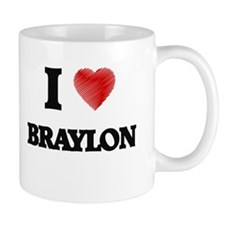I love Braylon Mugs
