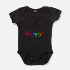 Funny Funny animals Baby Bodysuit