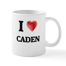 I love Caden Mugs