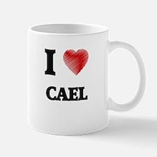 I love Cael Mugs