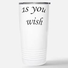 Cool Wishes Travel Mug