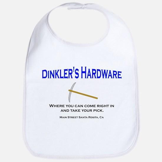 Dinkler's Hardware Store Bib