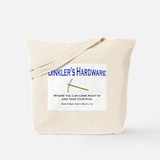 Dinkler's Hardware Store Tote Bag