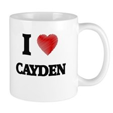 I love Cayden Mugs