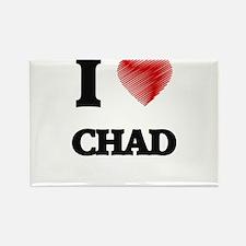 I love Chad Magnets