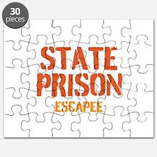 State Prison Escapee Puzzle