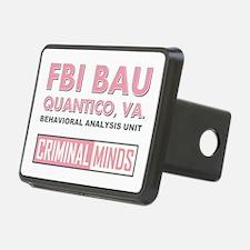 FBI BAU Hitch Cover