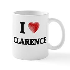 I love Clarence Mugs