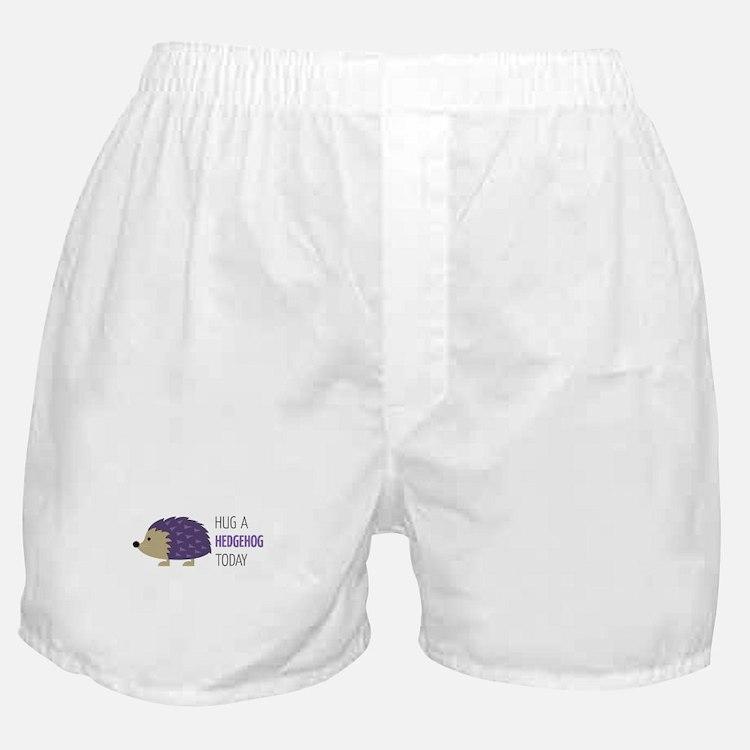 Hug A Hedgehog Boxer Shorts