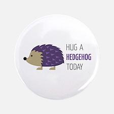 Hug A Hedgehog Button