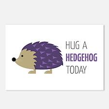 Hug A Hedgehog Postcards (Package of 8)