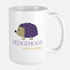 Happy Hedgehogs Mugs