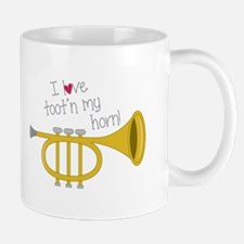 Tootn My Horn Mugs