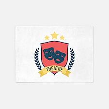 Theatre 5'x7'Area Rug
