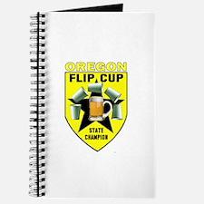 Oregon Flip Cup State Champio Journal