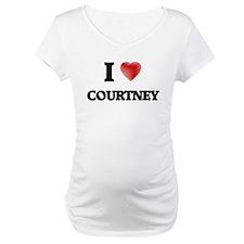 I love Courtney Shirt