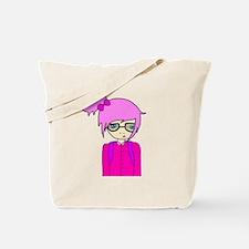 Cool Lila Tote Bag