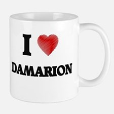 I love Damarion Mugs