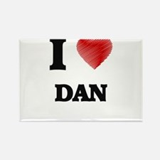 I love Dan Magnets