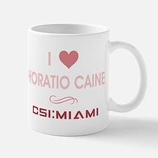 I (HEART)... Mugs