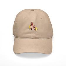 Honey Kokopelli Baseball Cap