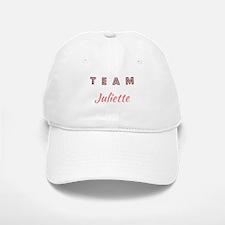 TEAM JULIETTE Baseball Baseball Cap