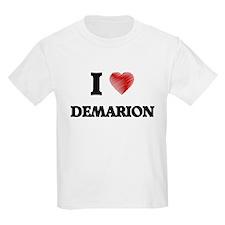I love Demarion T-Shirt
