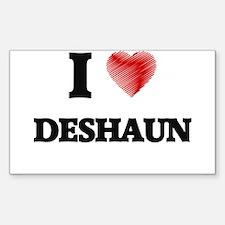 I love Deshaun Decal