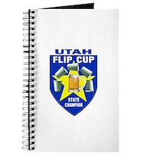 Utah Flip Cup State Champion Journal