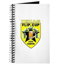 Texas Flip Cup State Champion Journal